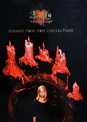 Buffy the Vampire Slayer: Series 2 Online DVD Rental