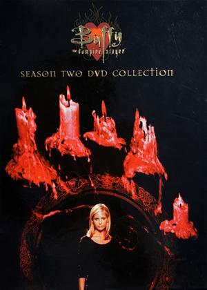 Rent Buffy the Vampire Slayer: Series 2 Online DVD Rental