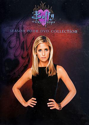 Buffy the Vampire Slayer: Series 4 Online DVD Rental