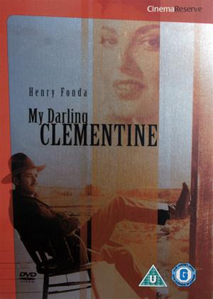 Rent My Darling Clementine Online DVD Rental