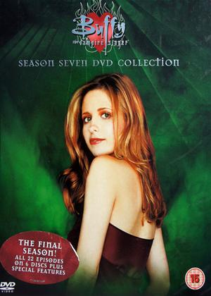 Buffy the Vampire Slayer: Series 7 Online DVD Rental