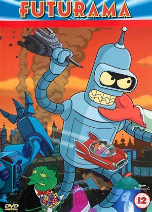 Futurama: Series 2 Online DVD Rental