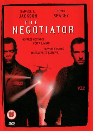 The Negotiator Online DVD Rental