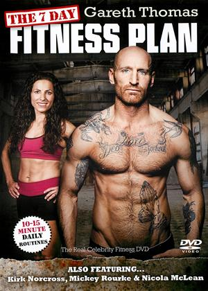 Gareth Thomas: The Seven Day Fitness Plan Online DVD Rental