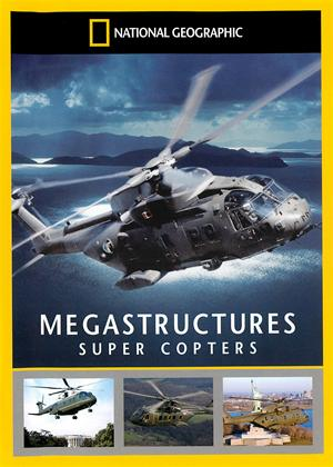 Rent Megastructures: Super Copters Online DVD Rental