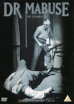 Dr. Mabuse: The Gambler Online DVD Rental