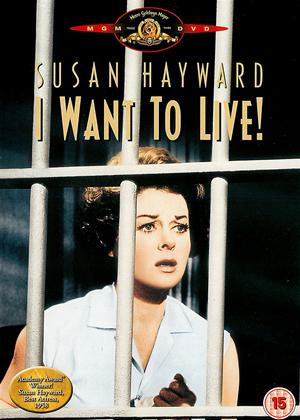 I Want to Live! Online DVD Rental