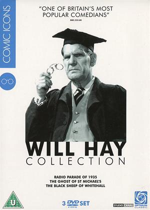 Will Hay Collection: Radio Parade of 1935 Online DVD Rental