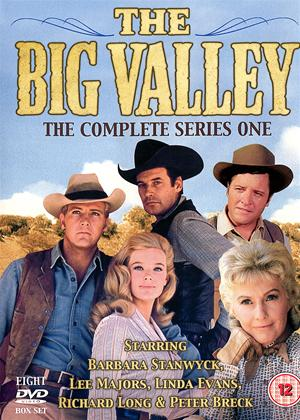 Rent The Big Valley: Series 1 Online DVD Rental
