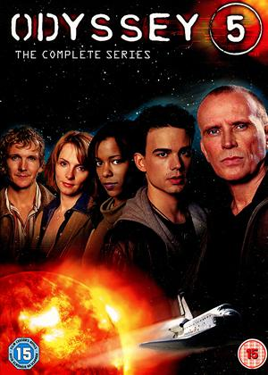 Odyssey 5: The Complete Series Online DVD Rental