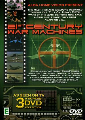 21st Century War Machines Online DVD Rental
