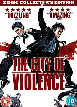The City of Violence Online DVD Rental