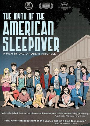 The Myth of the American Sleepover Online DVD Rental