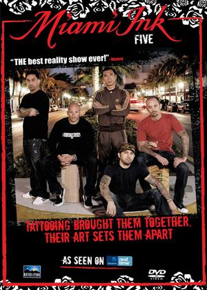 Rent Miami Ink: Series 5 Online DVD Rental