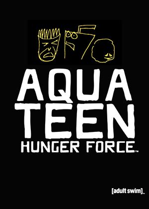 Aqua Teen Hunger Force Series Online DVD Rental