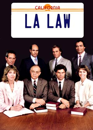 L.A. Law Online DVD Rental