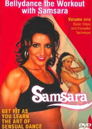 The Bellydance Workout with Samsara: Vol.1 Online DVD Rental