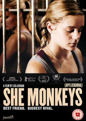 Rent She Monkeys (aka Apflickorna) Online DVD Rental