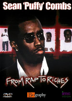 Rent Sean 'Puffy' Combs: From Rap to Riches Online DVD Rental