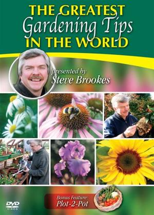 The Greatest Gardening Tips in the World Online DVD Rental