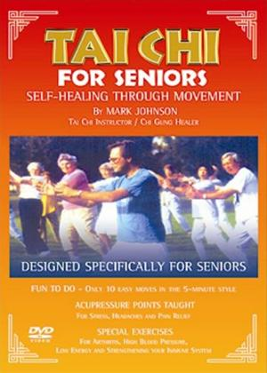 Rent Tai Chi for Seniors Online DVD Rental