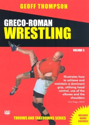 Throws and Takedowns: Greco-Roman Wrestling Online DVD Rental