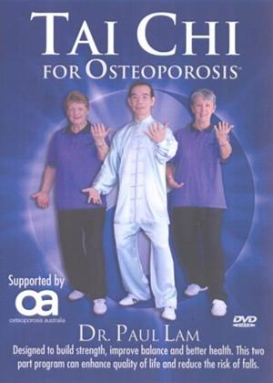 Tai Chi for Osteoporosis Online DVD Rental