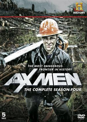 Rent Ax Men: Series 4 Online DVD Rental
