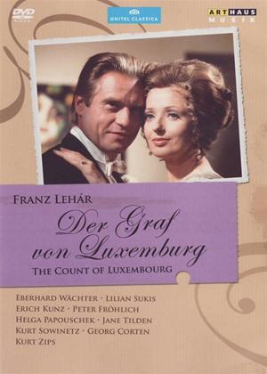 Rent Der Graf Von Luxemburg: Kurt Graunke Symphony Orch. (Goldschmidt) Online DVD Rental