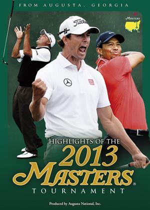 Augusta Masters: 2013 Online DVD Rental