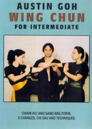 Rent Austin Goh: Wing Chun for Intermediate Online DVD Rental