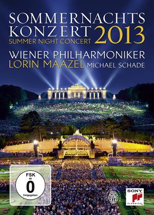 Wiener Philharmoniker: Sommernachtskonzert 2013 Online DVD Rental