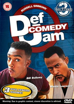 Rent Def Comedy Jam: All Stars: Vol.3 Online DVD Rental