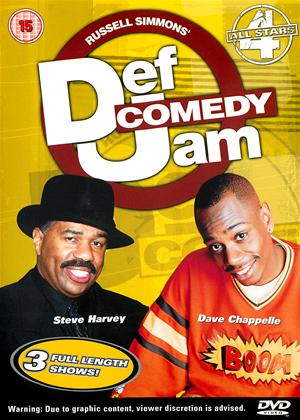 Rent Def Comedy Jam: All Stars: Vol.4 Online DVD Rental