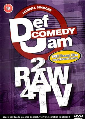Def Comedy Jam: 2 Raw 4 TV Online DVD Rental