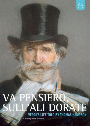 Rent Va Pensiero, Sull'ali Dorate: Verdi's Life Told by Thomas Hampson Online DVD Rental