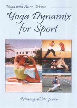 Rent Yoga for Sport with Anne-Marie Online DVD Rental