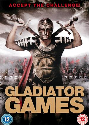 Gladiator Games Online DVD Rental