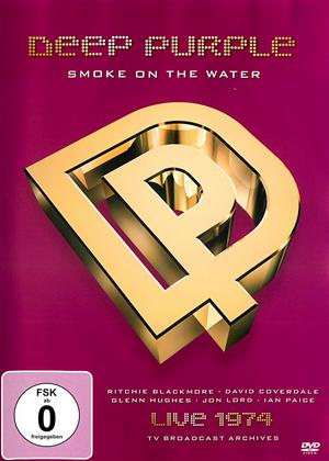 Rent Deep Purple: Smoke on the Water - Live in Concert 1974 Online DVD Rental