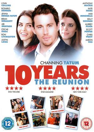 10 Years Online DVD Rental