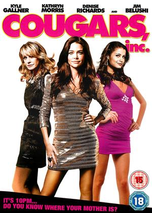 Cougars, Inc. Online DVD Rental