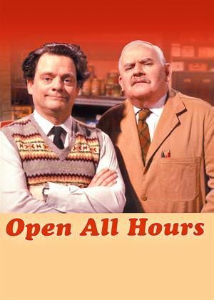 Open All Hours Online DVD Rental