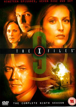 X-Files: Series 9 Online DVD Rental