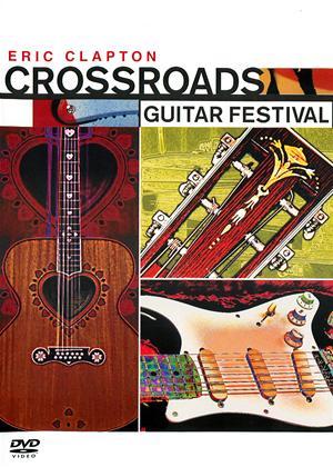 Eric Clapton: Crossroads Guitar Festival Online DVD Rental