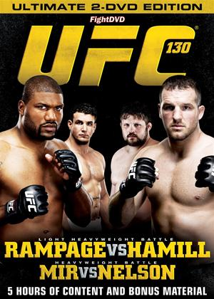 Rent UFC: 130: Rampage vs. Hamill (aka Ultimate Fighting Championship: 130: Rampage vs. Hamill) Online DVD Rental