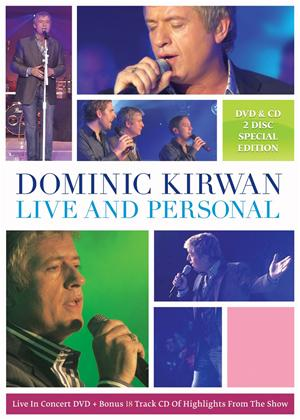 Dominic Kirwan: Live and Personal Online DVD Rental