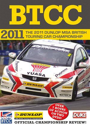 Rent BTCC 2011 Review Online DVD Rental