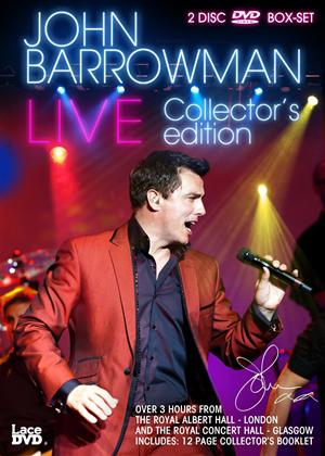 John Barrowman Collectors Edition Online DVD Rental