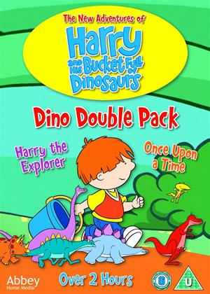 Harry and His Bucketful of Dinosaurs: Dino Double Pack Online DVD Rental