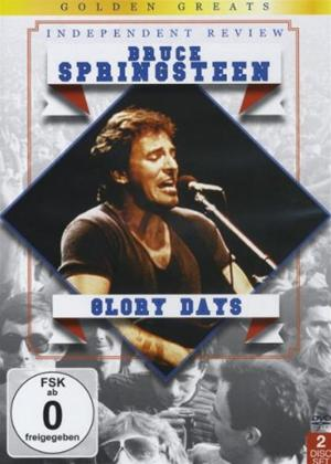 Rent Bruce Springsteen: Glory Days: Independent Review Online DVD Rental